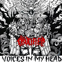 THE CRUCIFIER (Greece) / Voices In My Head