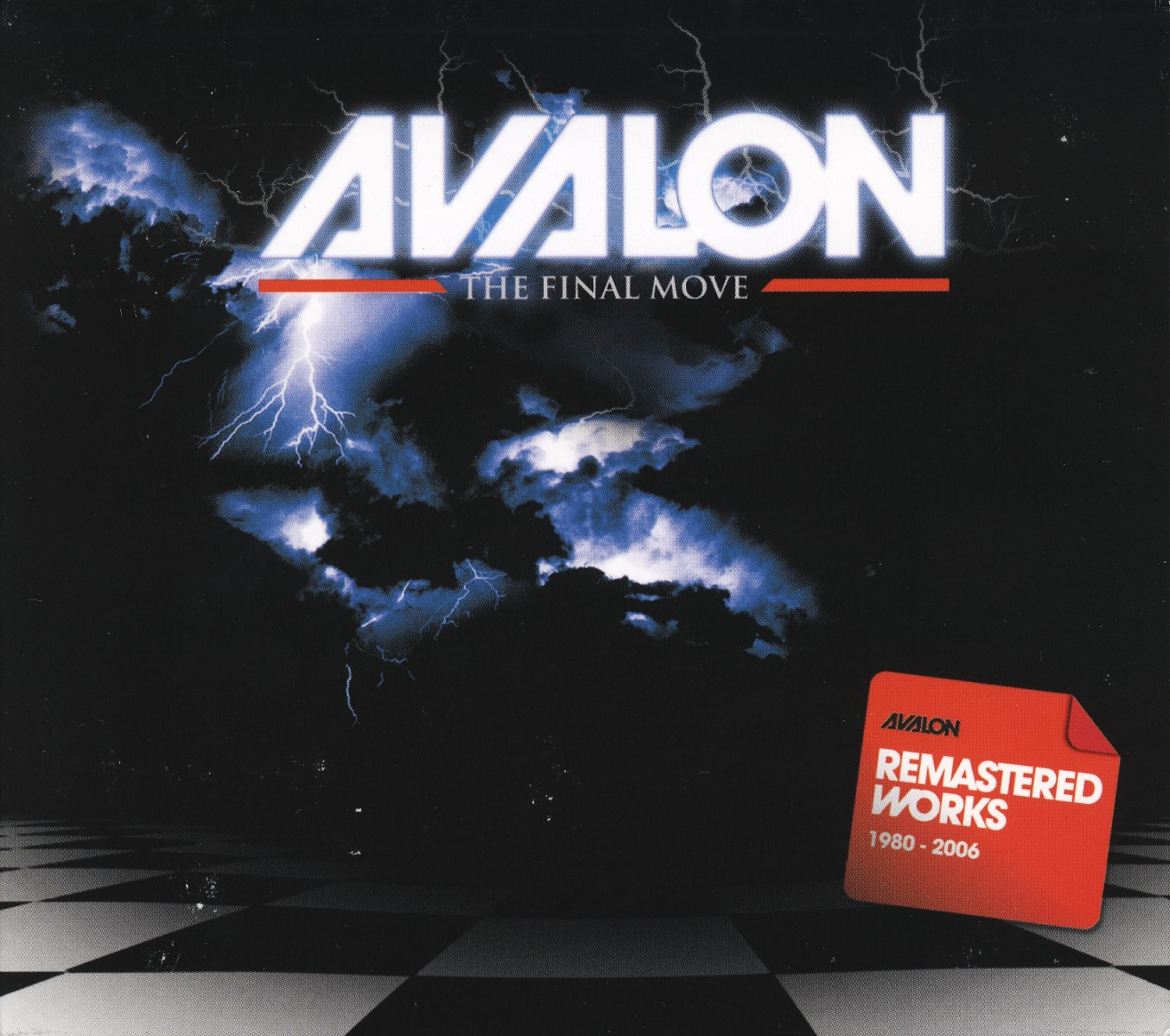AVALON(Netherlands) / The Final Move: Remastered Works 1980-2006 (2CD)