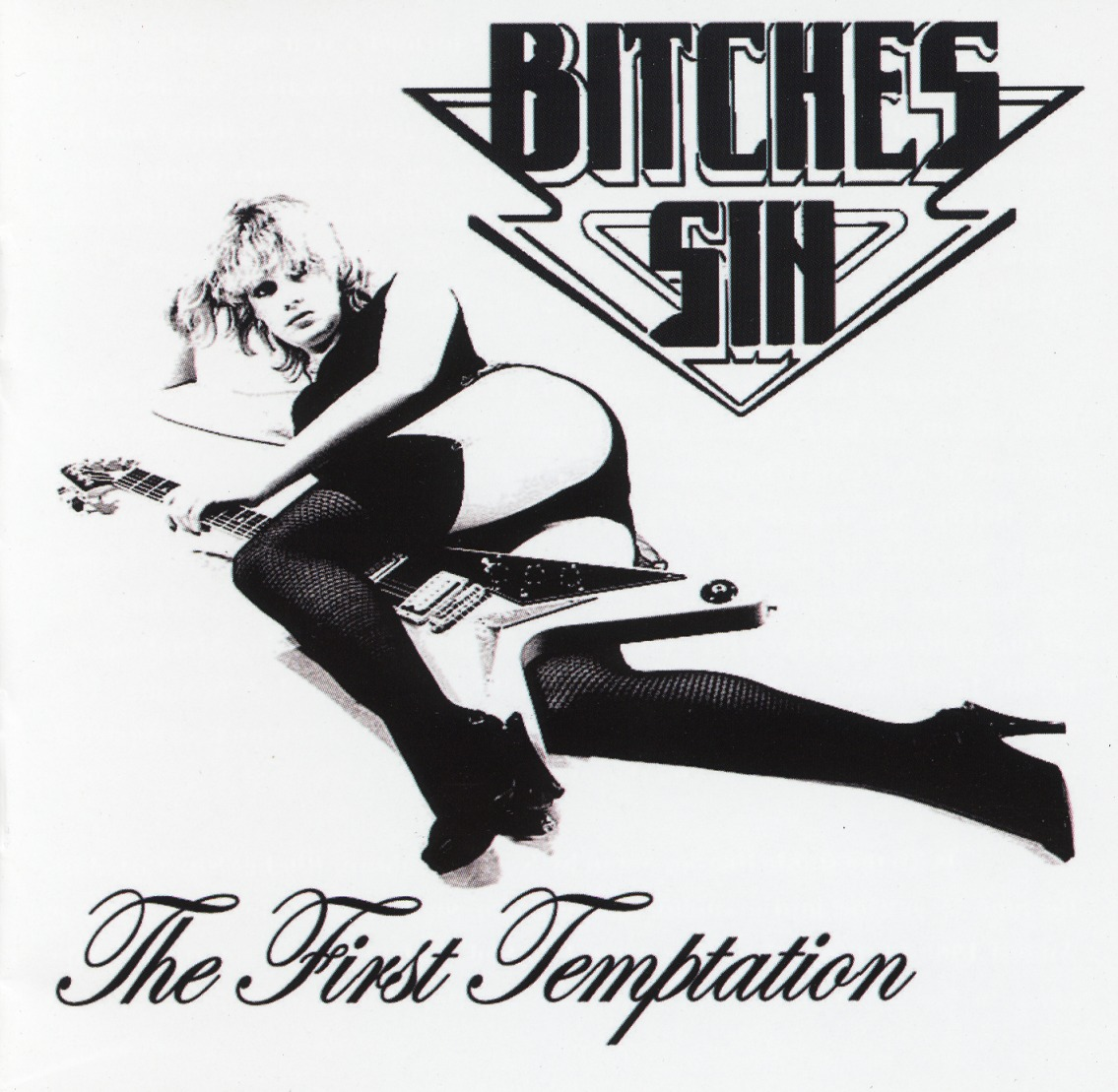 BITCHES SIN (UK) / The First Temptation (サイン入り!)