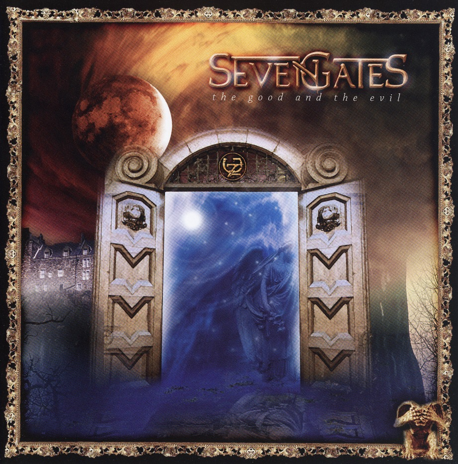 SEVEN GATES (Italy) / The Good And The Evil + 1