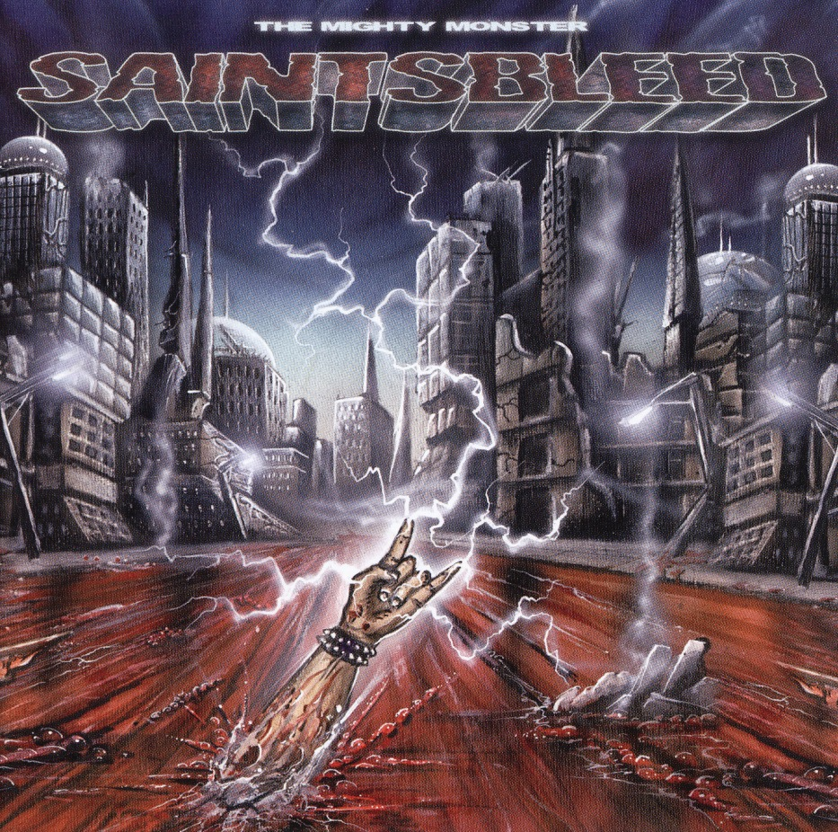 SAINTSBLEED (Germany) / The Mighty Monster