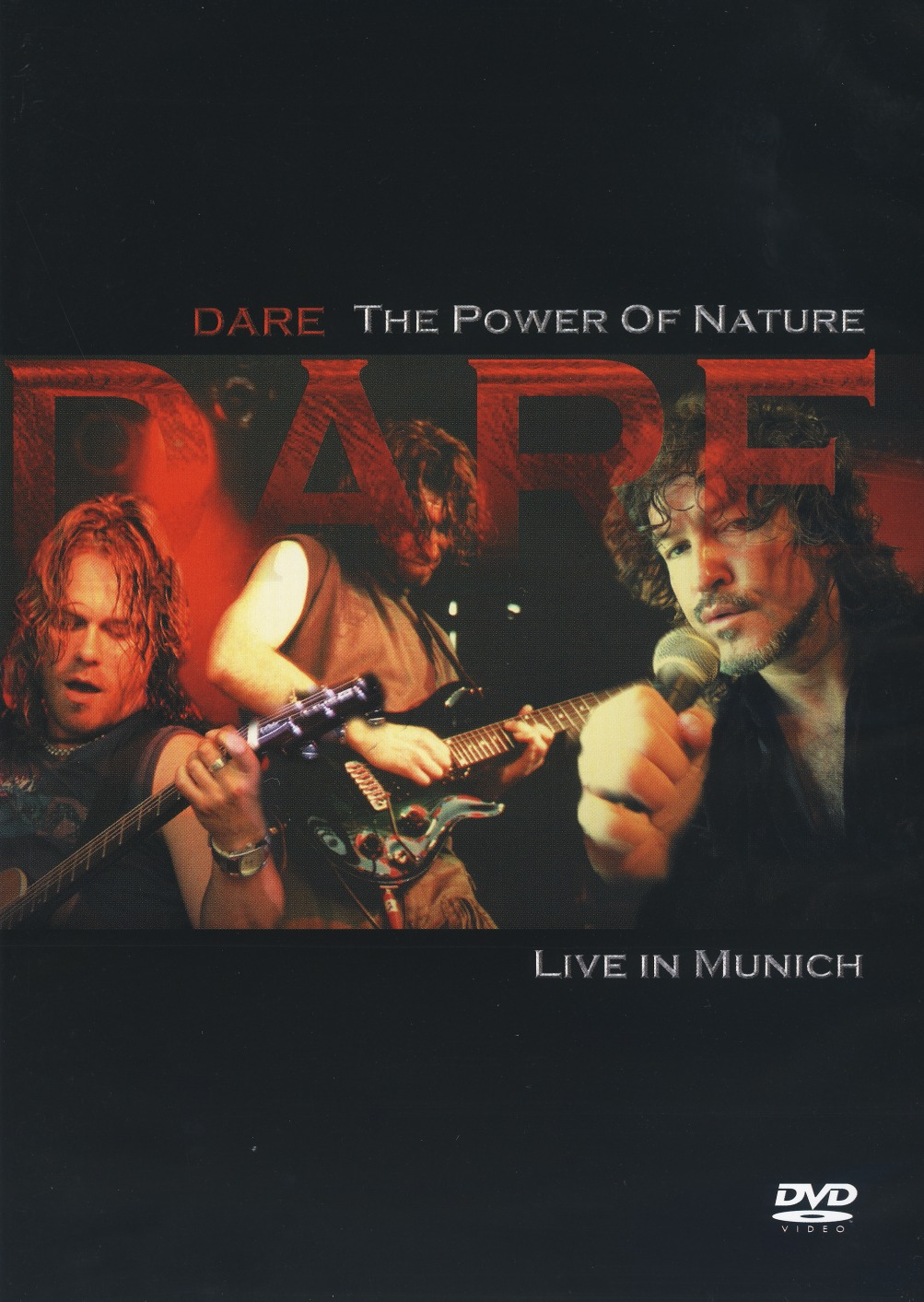 DARE (UK) / The Power Of Nature - Live In Munich (DVD)