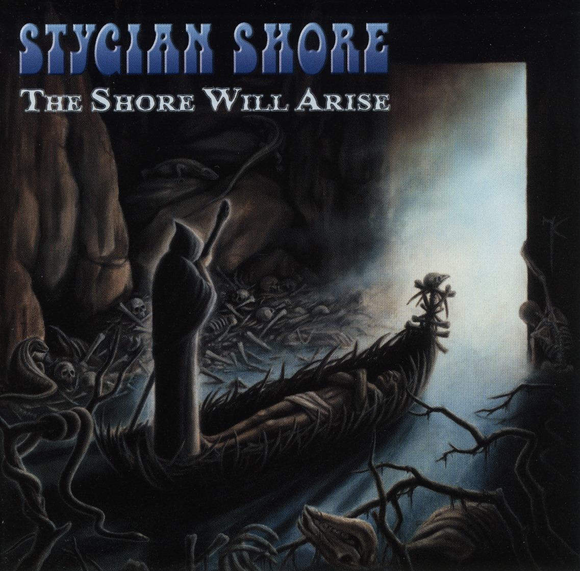 STYGIAN SHORE (US) / The Shore Will Arise