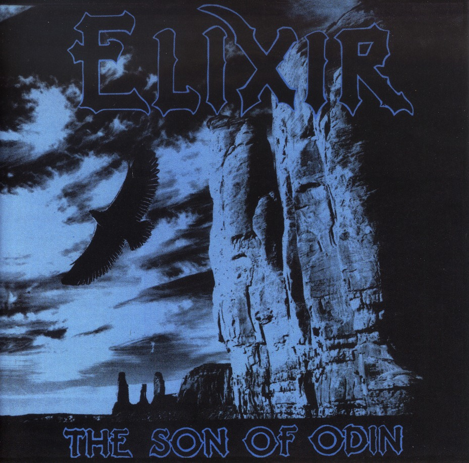 ELIXIR (UK) / The Son Of Odin + 6 (25th Anniversary Edition)