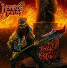 MENTALLY DEFILED (Greece) / The Thrash Brigade (Mexico edition)