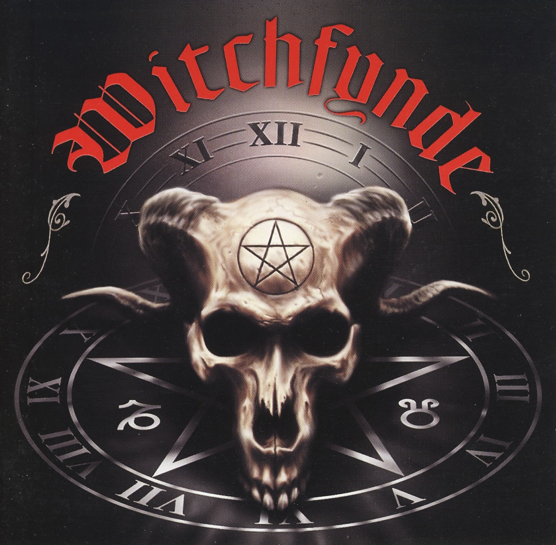 WITCHFYNDE (UK) / The Witching Hour