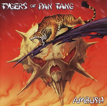 TYGERS OF PAN TANG (UK) / Ambush
