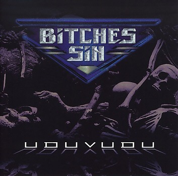 BITCHES SIN (UK) / Uduvudu