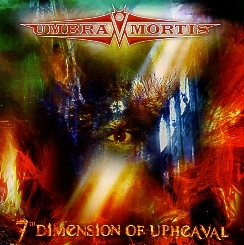 UMBRA MORTIS (Indonesia) / 7th Dimension Of Upheaval