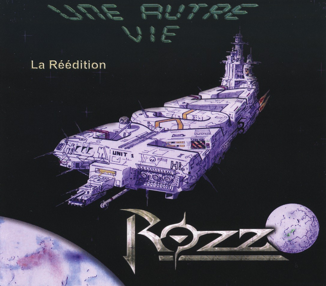 ROZZ (France) / Une Autre Vie (CD+DVD)