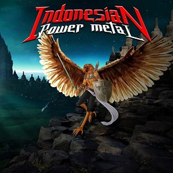 V.A. / Indonesian Power Metal Vol. 2 (with Sticker)
