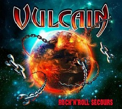 VULCAIN (France) / Rock'n'Roll Secours (2CD)