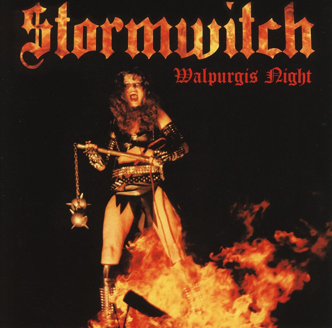 STORMWITCH (Germany) / Walpurgis Night + 4