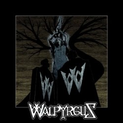 "WALPYRGUS (US) / Walpyrgus (Limited edition CD + 7"" vinyl in deluxe gatefold sleeve)"