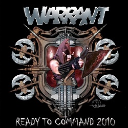 WARRANT (Germany) / Ready To Command 2010