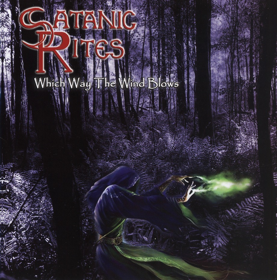 SATANIC RITES (UK) / Which Way The Wind Blows