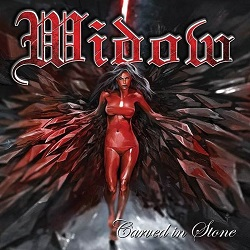 WIDOW (US) / Carved In Stone