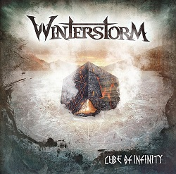 WINTERSTORM (Germany) / Cube Of Infinity (Limited digipak edition)