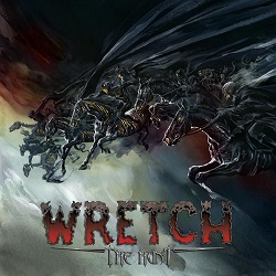 WRETCH (US) / The Hunt