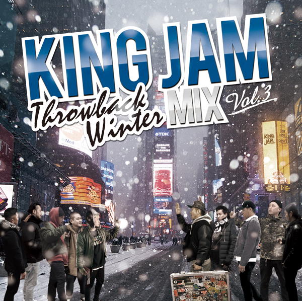 KING JAM / KING JAM THROWBACK WINTER MIX VOL.3