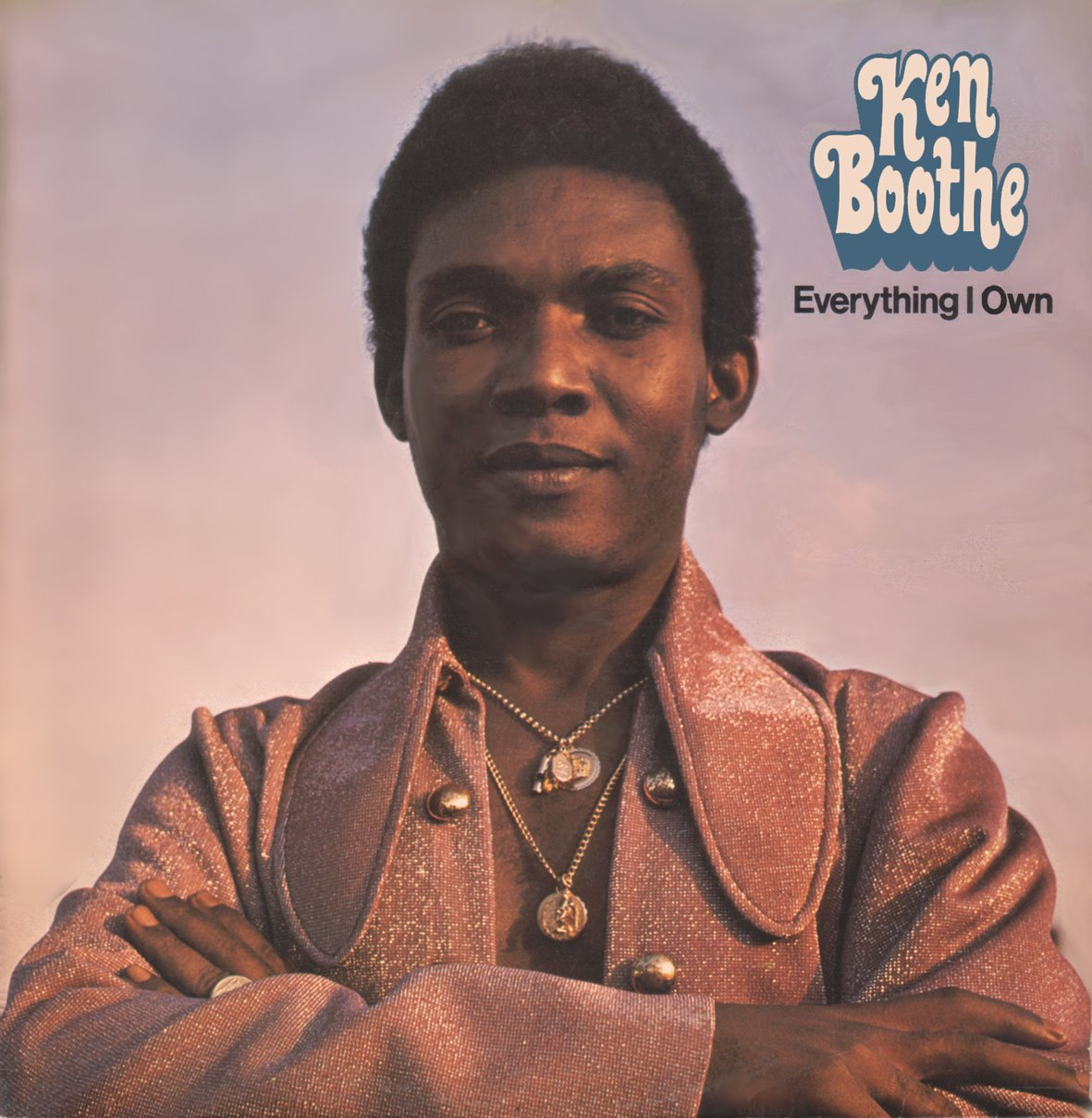 KEN BOOTHE / Everything I Own