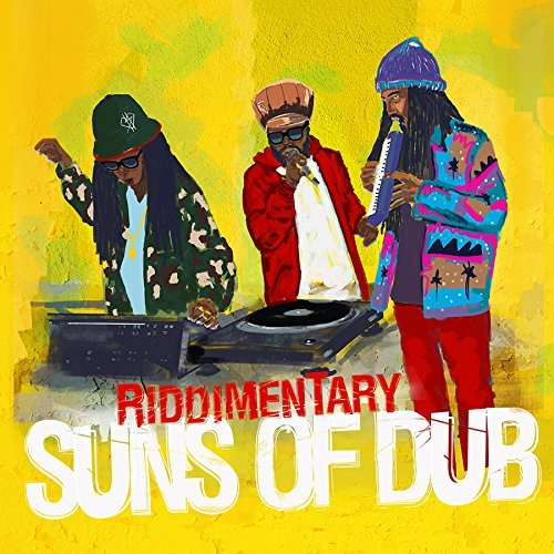 RIDDIMENTARY / SUNS OF DUB Selects GREENSLEEVES (COUNTINUOUS MIX)