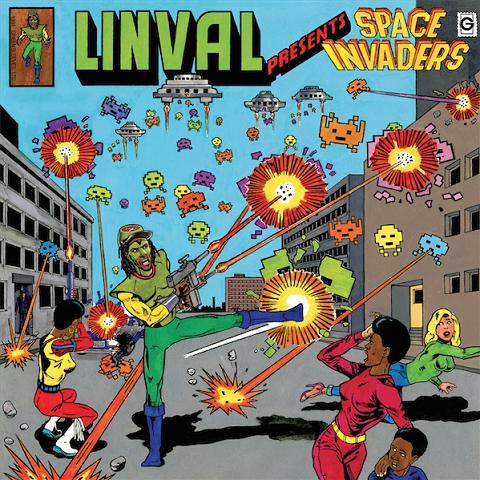 V.A. / LINVAL PRESENTS SPACE INVADERS (2LP)