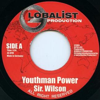 SIR. WILSON / YOUTHMAN POWE c/w JR. DEE / ONE INNA MILLION (7EP)