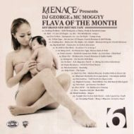 DJ GEORGE & MC MOGGYY / FLAVA OF THE MONTH VOL,6