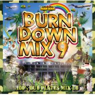 BURN DOWN /BURN DOWN MIX 9(CD)
