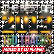 DJ PLANET / THE BEST OF 2013(2CD+DVD)