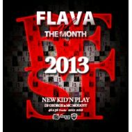 NEW KID'N PLAY【DJ GEORGE & MC MOGGYY】 / FLAVA OF THE MONTH BEST