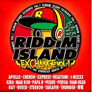 V.A /  RIDDIM ISLAND EXCHANGE vol.1(VAA/ROCKERS ISLAND)