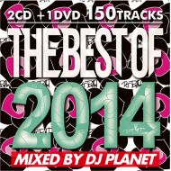 DJ PLANET / THE BEST OF 2014