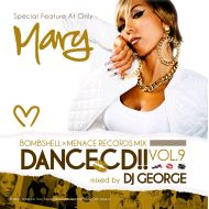 BOMB SHELL x MENACE RECORDS / DANCE CD!! VOL.9