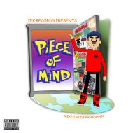 勝 / PIECE OF MIND Mixed By DJ PANASONIC
