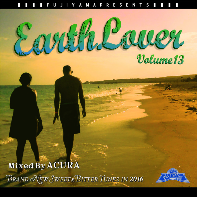 ACURA from FUJIYAMA SOUND / EARTH LOVER VOL.13
