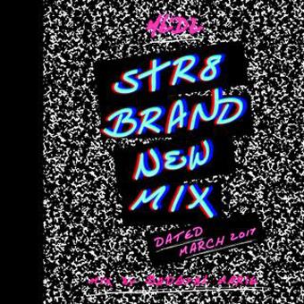 3月8日発売 MEDZ / STR8 BRAND NEW MIX MARCH 2017