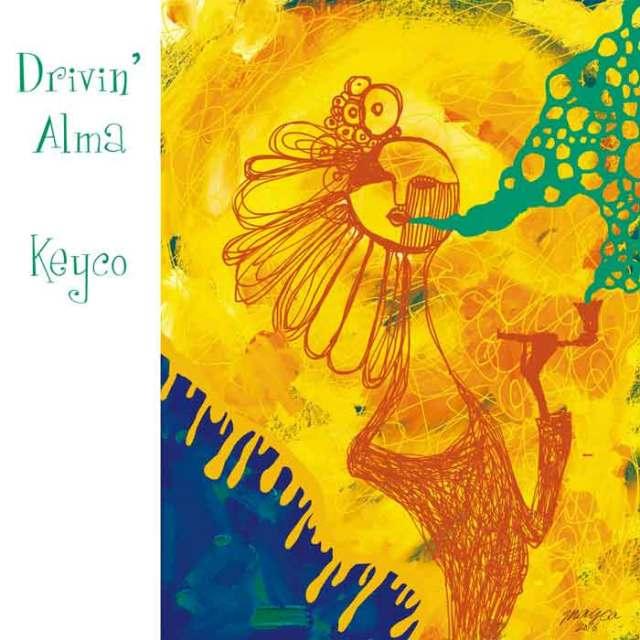 Keyco / Drivin' Alma