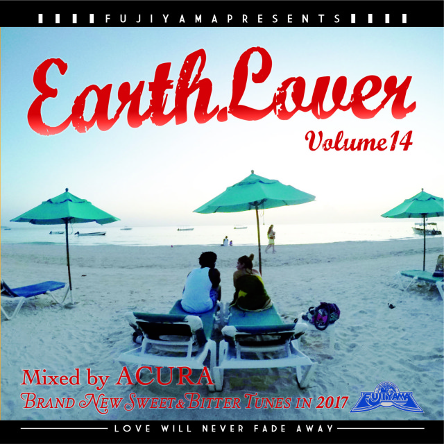 ACURA from FUJIYAMA SOUND / EARTH LOVER VOL.14