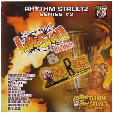 V.A. / RHYTHM STREETZ SERIES #3 -INVATION & MAROON-