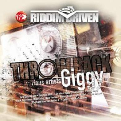 V.A. / RIDDIM DRIVEN -THROW BACK GIGGY-