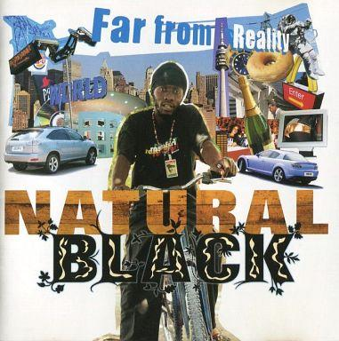NATURAL BLACK / FAR FROM REALITY