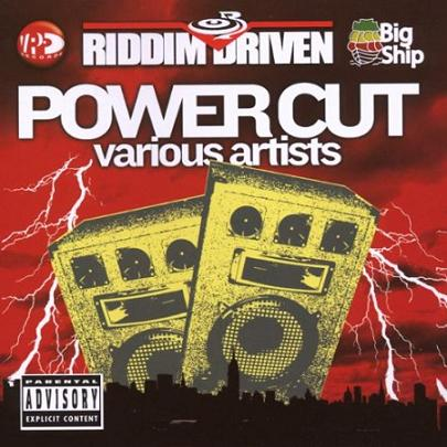V.A. / RIDDIM DRIVEN -POWER CUT-