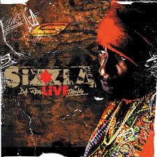 SIZZLA / DA REAL LIVE THING (CD+DVD)