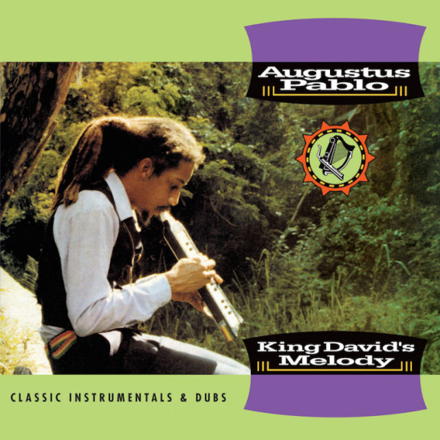 AUGUSTUS PABLO / KING DAVID'S MELODY (LP)