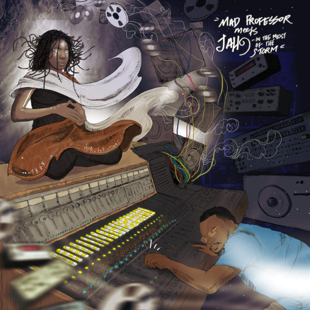 MAD PROFESSOR meets JAH9 / IN THE MIDST OF THE STORM