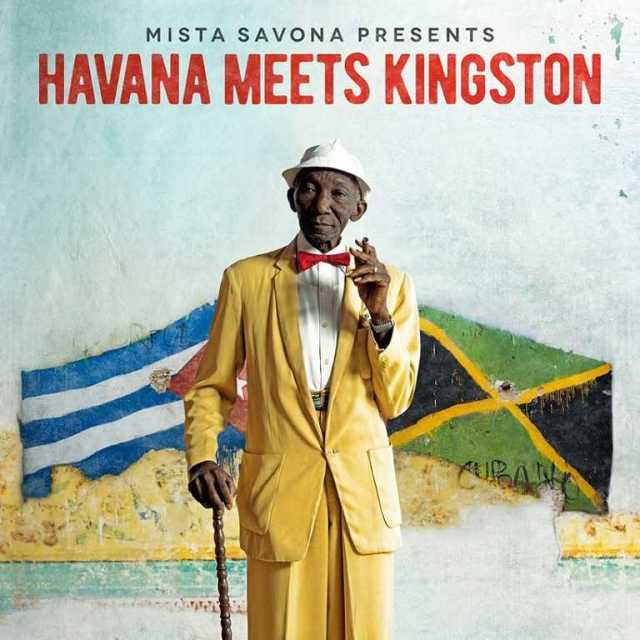 V.A. (MISTA SAVONA presents) / HAVANA MEETS KINGSTON