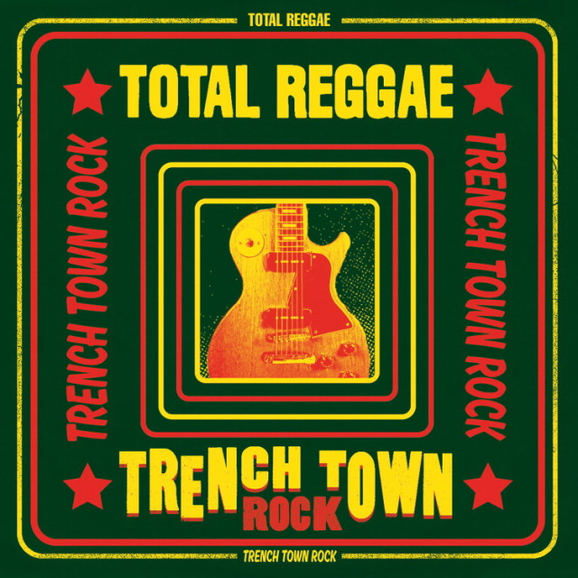 V.A. / TOTAL REGGAE : TRENCH TOWN ROCK (BOB MARLEY COVER)