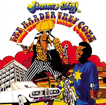 JIMMY CLIFF / THE HARDER THEY COME